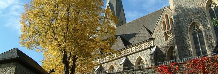 St. Martinus-Kirche Olpe