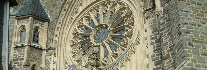 Kirchenportal Olpe