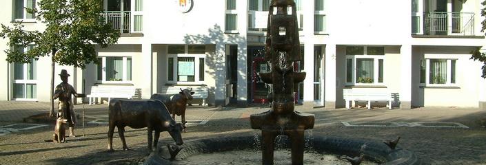Rathausbrunnen Wenden