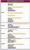 MSO Liste mini