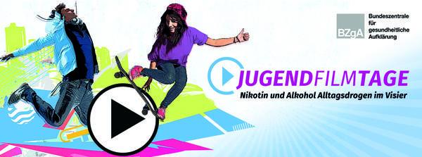 Banner Jugendfilmtage 2017