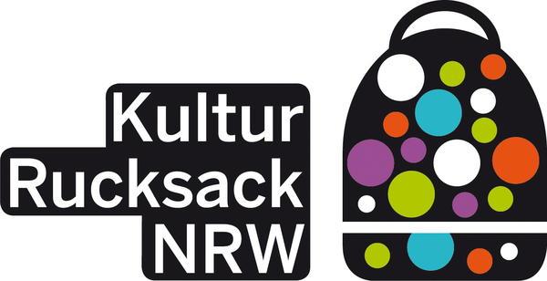 Externer Link: Logo Kulturrucksack NRW