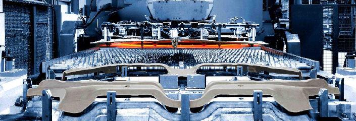 Kirchhoff Automotive Presshärten