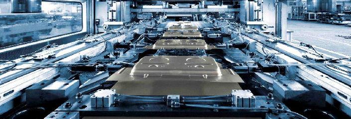 Kirchhoff Automotive Transferpresse