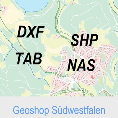 Geoshop Südwestfalen